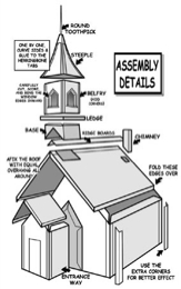 Church Model Sketch